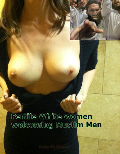 white girls arab fetish