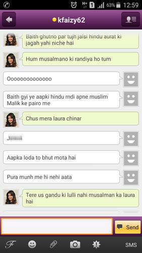 hindi sexting
