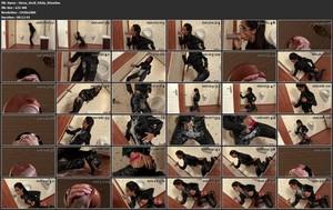 Nessa Devil - Nessas Sticky Situation [FullHD 1080p]