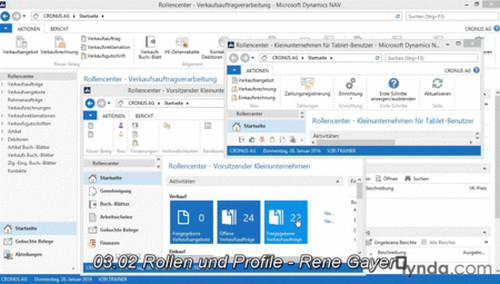 Microsoft Dynamics NAV 2015 – Grundlagen Einführung in die Bedienung der Unternehmenssoftware