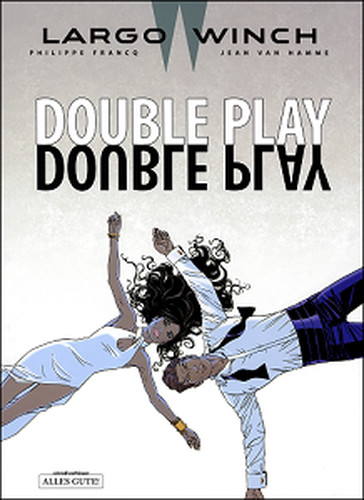 Largo Winch Band 19 Double Play