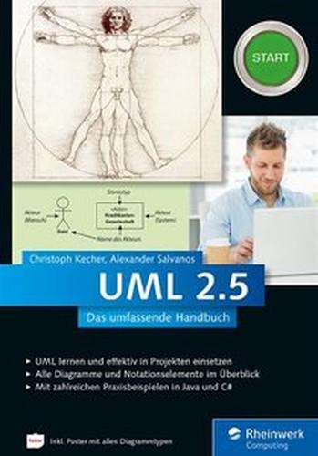 UML 2.5: Das umfassende Handbuch, 5. Auflage