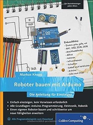 Roboter bauen mit arduino die anleitung für einsteiger