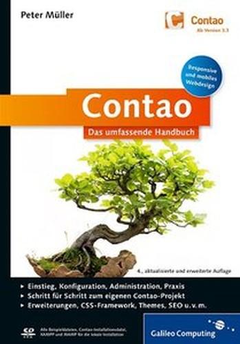 Contao: Das umfassende Handbuch, 4. Auflage