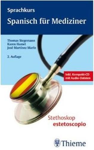 Spanisch für Mediziner (Auflage: 2)