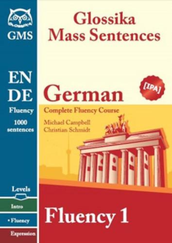 German Fluency 13: Glossika Mass Sentences [repost]