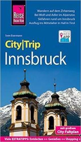 Reise KnowHow CityTrip Innsbruck: Reiseführer mit Faltplan und kostenloser WebApp