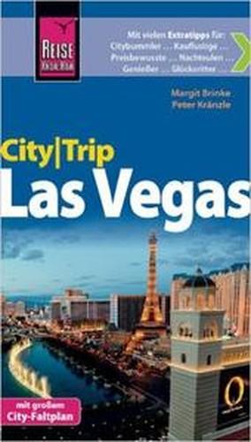 Reise KnowHow CityTrip Las Vegas: Reiseführer mit Faltplan und kostenloser WebApp