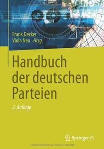 Handbuch der deutschen Parteien, Auflage: 2