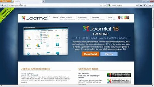 Galileo Computing Einstieg in Joomla Aktuell zu 1.6 und 1.7