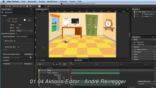 Edge Animate CC: Updates 2014 Neu in der Creative Cloud – Video und Audioimport, responsive Skalierung, SVGSupport