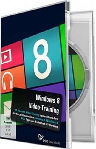 PSD Tutorials Windows 8 Video Training (German)
