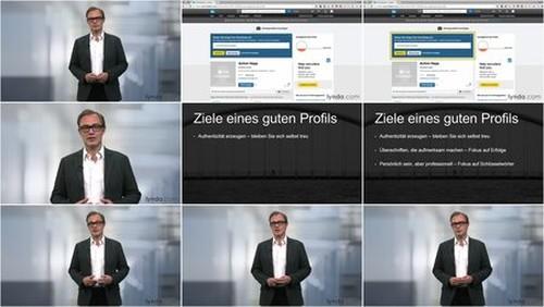 Video2Brain LinkedIn für Einsteiger