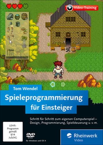 Rheinwerk Spieleprogrammierung für Einsteiger