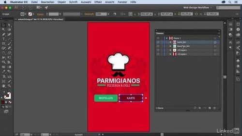 Webdesign mit Illustrator CC: Kernkonzepte