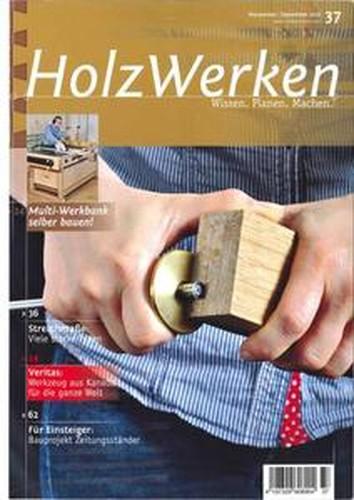 HolzWerken No. 37 NovemberDezember 2012