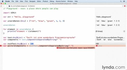 Programmieren mit Swift – Crashkurs Schnelleinstieg in die neue Programmiersprache für iOS und OS X