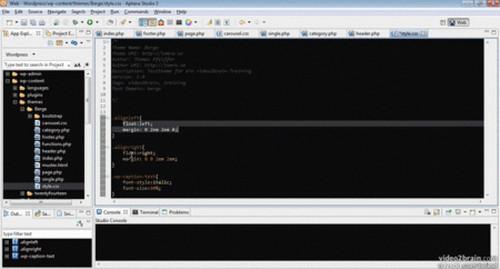 WordPressThemes mit Bootstrap Individuelle und flexible Templates mit HTML und CSS entwickeln