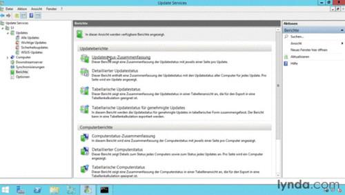 Windows Server Update Services (WSUS) Softwareupdates für WindowsRechner zentralisiert steuern