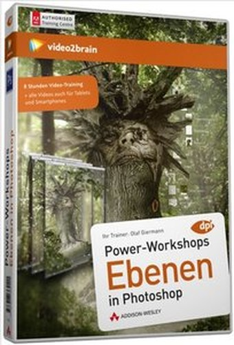 Video2Brain PowerWorkshops: Ebenen in Photoshop [Repost]