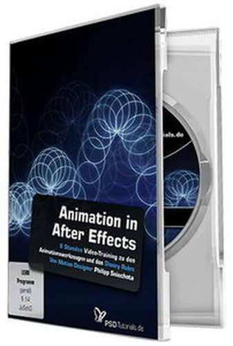 PSD Tutorials Animation in After Effects