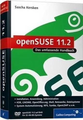 openSUSE 11.2: Das umfassende Handbuch, 3 Auflage (Repost)