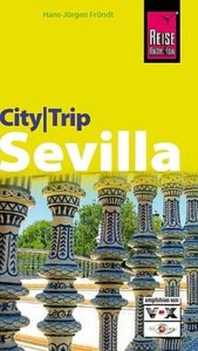 CityTrip Sevilla: Reiseführer mit Faltplan (Repost)