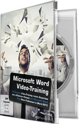 PSD Tutorials Microsoft Word training video (German)