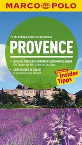 MARCO POLO Reiseführer Provence, 12. Auflage