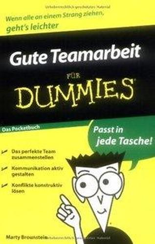 Gute Teamarbeit für Dummies Das Pocketbuch (repost)