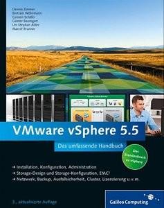 VMware vSphere 5.5: Das umfassende Handbuch, 3. Auflage