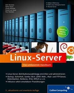 LinuxServer: Das umfassende Handbuch, 3. Auflage
