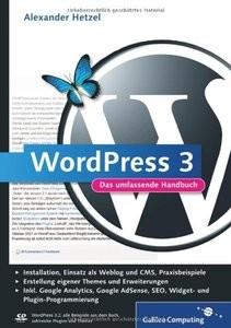 WordPress 3: Das umfassende Handbuch (repost)