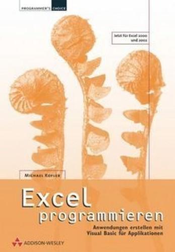 Excel programmieren . Anwendungen erstellen mit Visual Basic für Applikationen (repost)