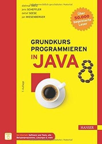 Grundkurs Programmieren in Java, 7. Auflage