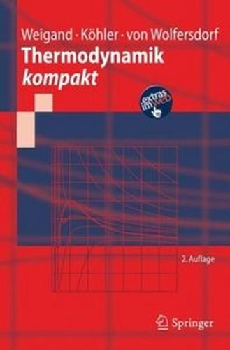 Thermodynamik kompakt, 2 Auflage (Repost)