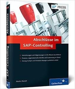 Abschlüsse im SAPControlling: Prozesse, Funktionen und Customizing in SAP CO