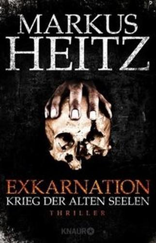Heitz, Markus Exkarnation Krieg der Alten Seelen
