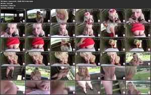 LunaLove96 - Public Fick in 40m Hohe!!! (Creampie) [HD 720p]