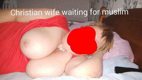 white wife for muslim