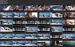 Margot A, Nancy A, Rosaline Rosa - Party Boat Part 1 [FullHD 1080p]