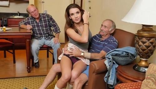 mature women showing their panties