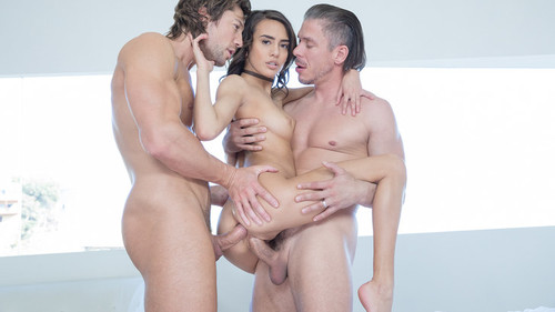 My fantasy of a double penetration janice griffith, jean val jean & mick blue