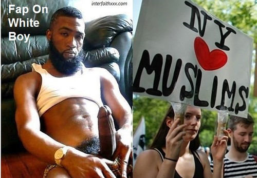 muslims love white women